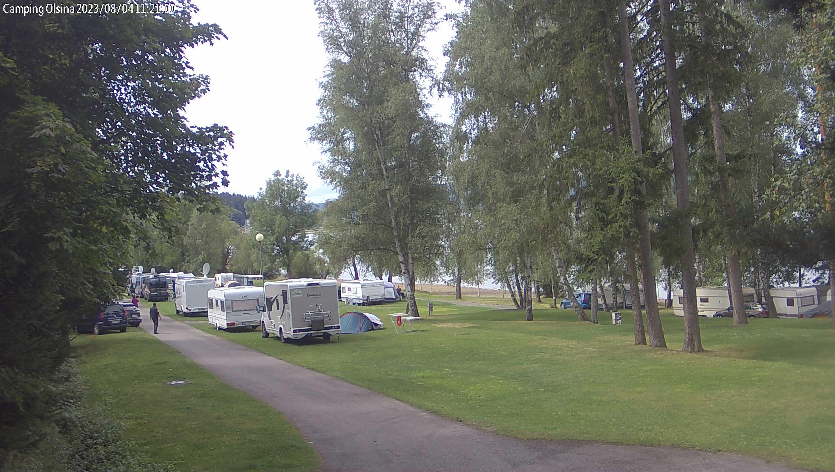 Webcam - Černá v Pošumaví