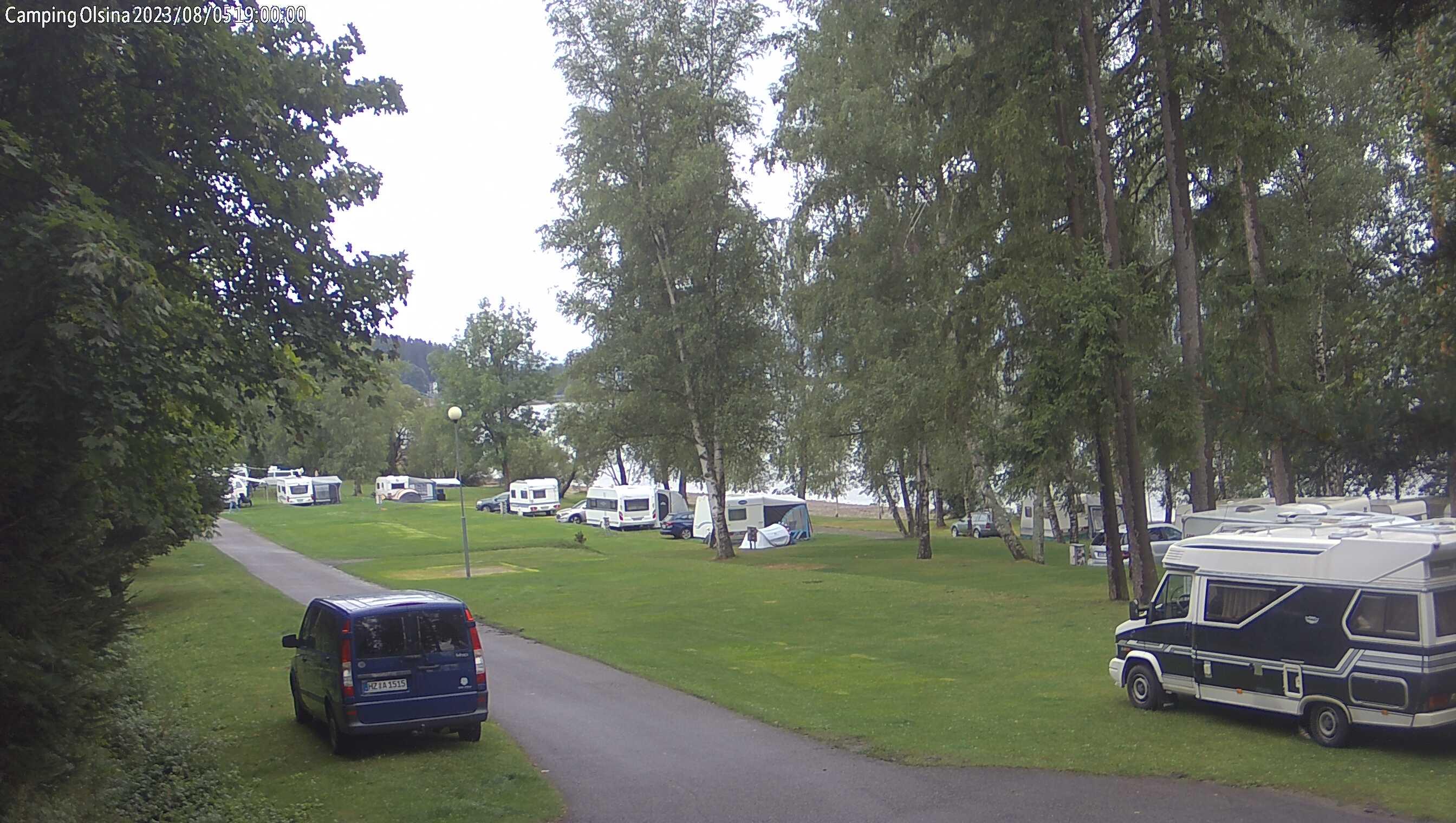Webkamera - Černá v Pošumaví