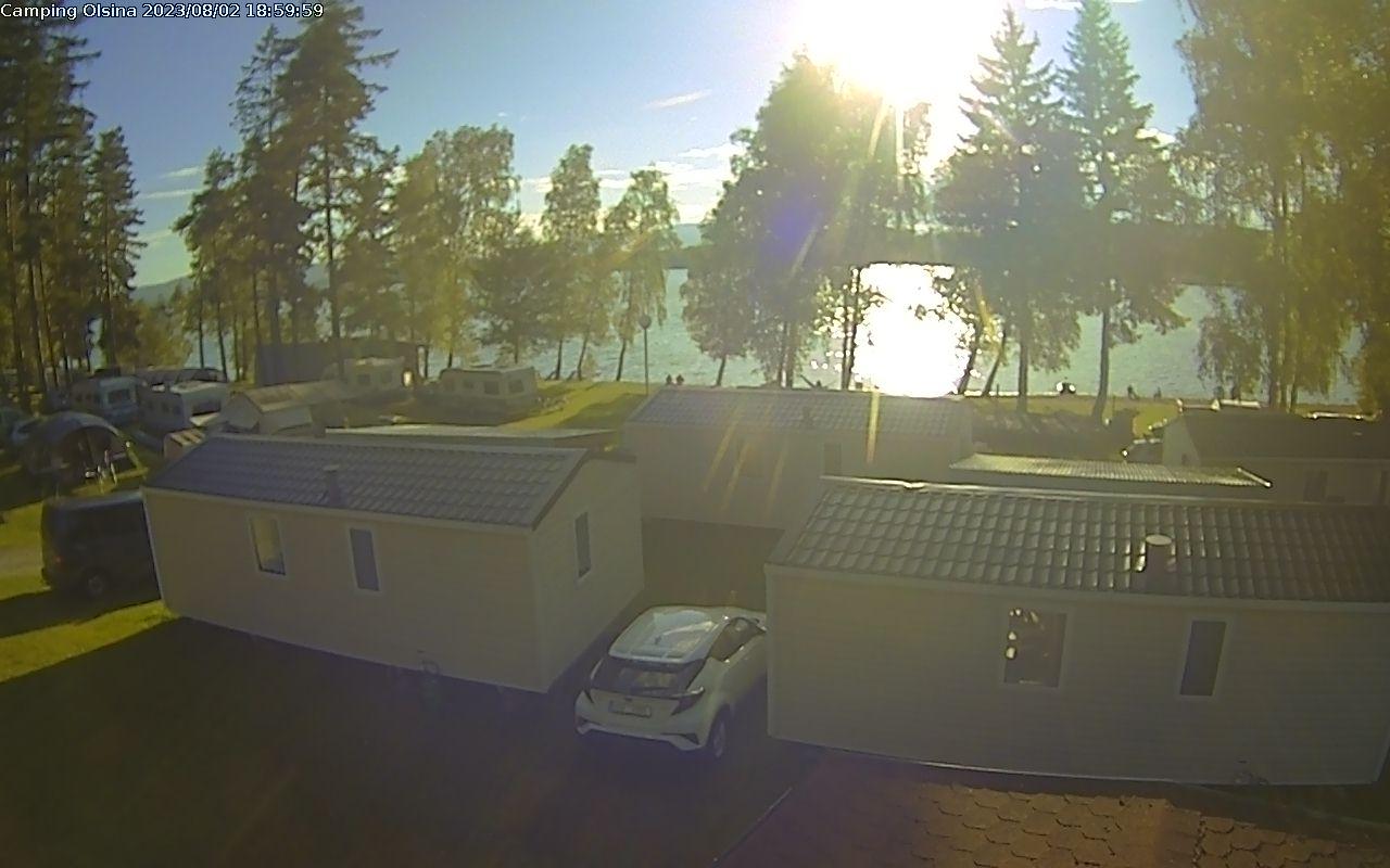 webkamera Lipno, Jihočeský kraj
